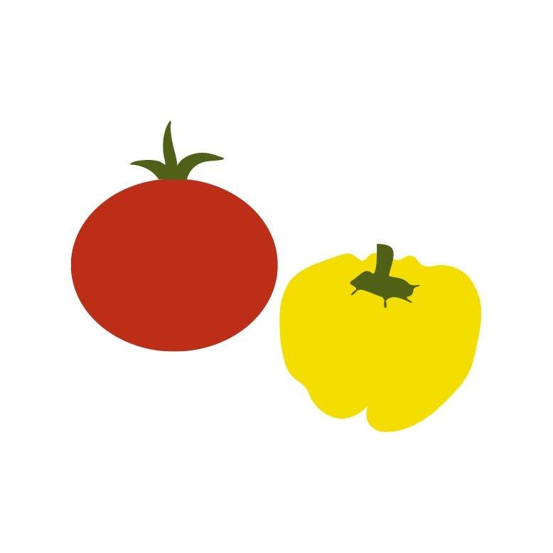 Tomates, Pimientos y Ajíes